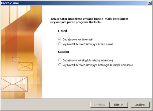 d9af0d6fb2391f Konfiguracja programu Microsoft Outlook