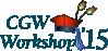 [CGW'15 logo]